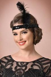 ladies 1920s jewelry styles- fashion