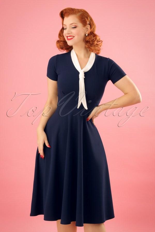 1940s Style Dresses Fashion & Clothing