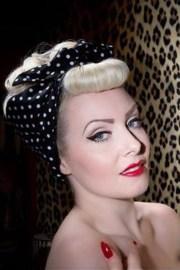 create easy vintage hairstyles
