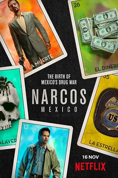 Watch Narcos Mexico Season 1 Episode 05 The Colombian