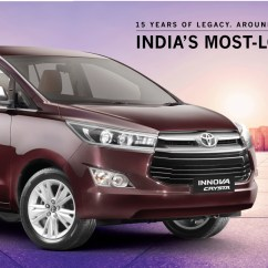 All New Kijang Innova Q Diesel Grand Avanza 2018 Toyota India Official Crysta Site