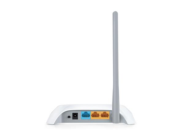 150Mbps無線N路由器 - TP-Link
