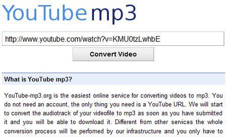 convert music mp3