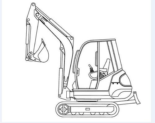 Gehl 342-362 Mini Excavator Parts Manual DOWNLOAD