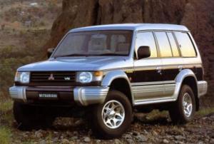 MITSUBISHI PAJERO 19911999 ENGINES SERVICE REPAIR MANUAL