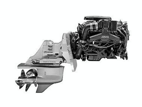 5 7 Volvo Penta Wiring Diagram