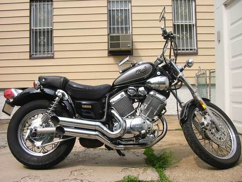 Yamaha Virago 1100 Also Yamaha Virago 750 Wiring Diagram On Yamaha