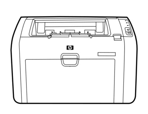 HP LaserJet 1022, 1022n, 1022nw series printer Service