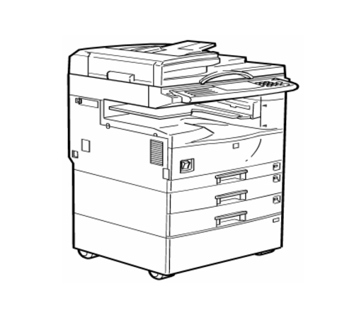 RICOH Aficio 1022, Aficio 1027 Service Repair Manual