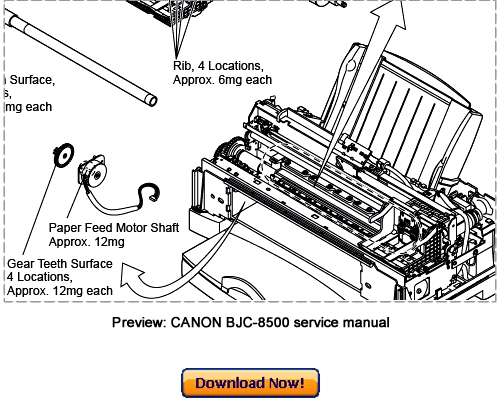 Download Canon Service Manuals Repair Manuals Page 2