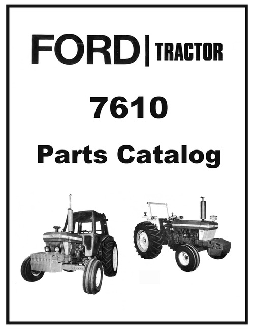 901 Ford Tractor Parts. 901. Tractor Engine And Wiring Diagram