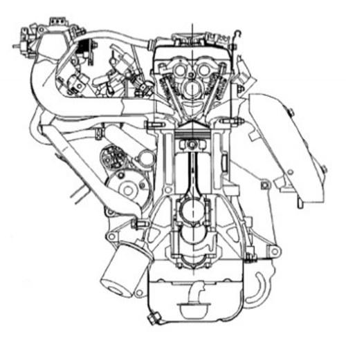 MITSUBISHI SERIES 4G1 ENGINE (E-W) SERVICE REPAIR MANUAL