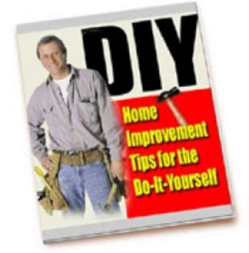 Do It Yourself Home Improvements Ideas