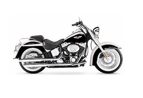 Harley Davidson Softail models service manual repair 2005