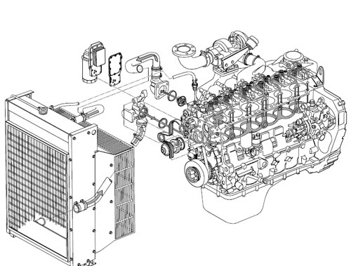 Iveco F4ge Engine Service Manual