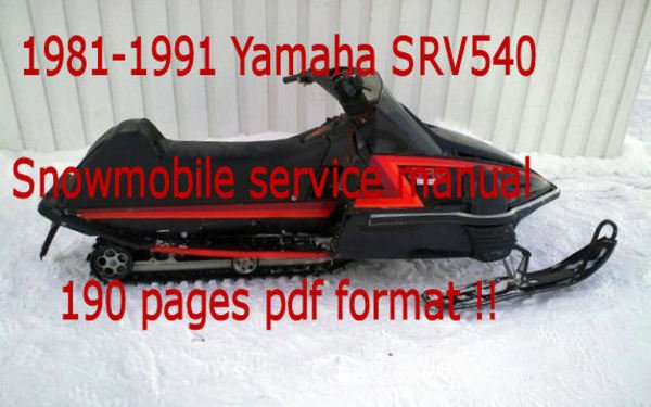 Yamaha Snowmobile Electrical Wiring Free Download Wiring Diagrams