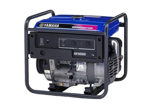 Yamaha EF3300,EF4000,EF4000D Generator Service Manual
