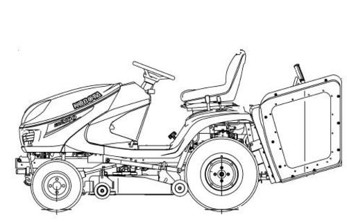 Kubota GR2100EC Lawnmower Workshop Manual Download