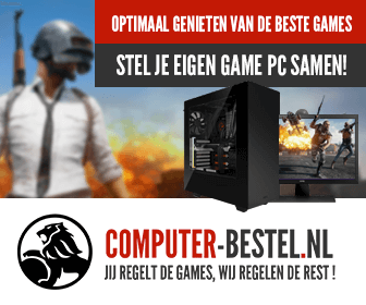 Game PC Samenstellen
