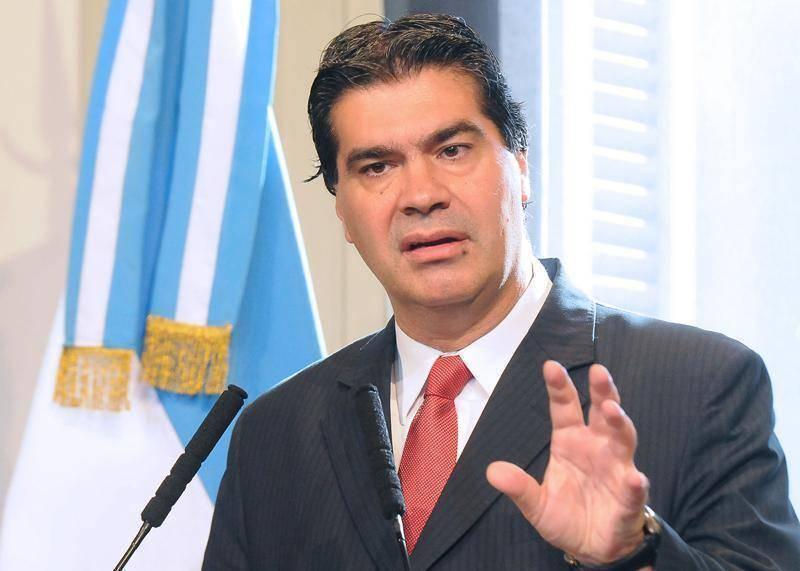 Biografia Y Noticias De Jorge Capitanich Treslineas Ar
