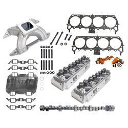 Trick Flow® PowerPort® Top-End Engine Kits for Big Block