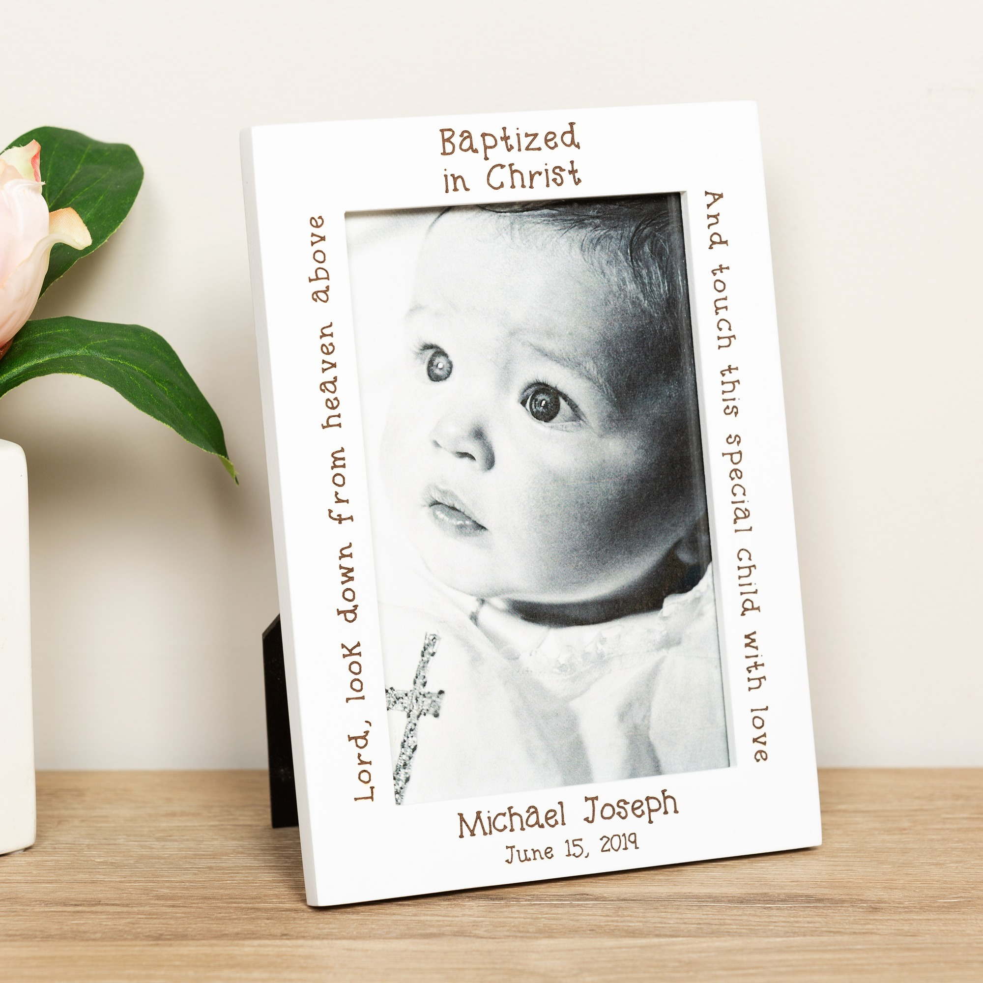 personalized custom baptism gifts