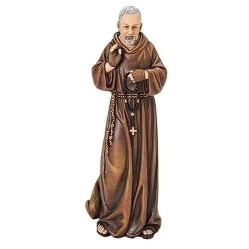 Padre Pio Statue, traditional catholic stores, catholic store, shop, tradcatfem, Padre pio, padre pio feast day, padre pio quotes, padre pio prayer, what did padre pio die of, what is padre pio the patron saint of, padre pio miracles, padre io facts, padre pio stigmat