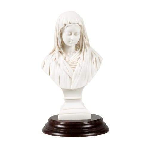 Mary, Mother of Sorrows Bust Statue