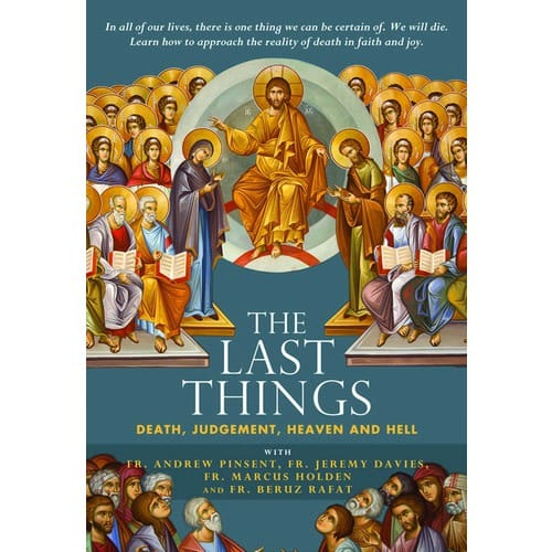 The Last Things DVD