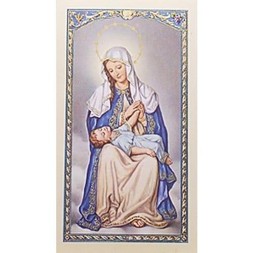 Oracin A Nuestra Senora De La Providencia Our Lady Of
