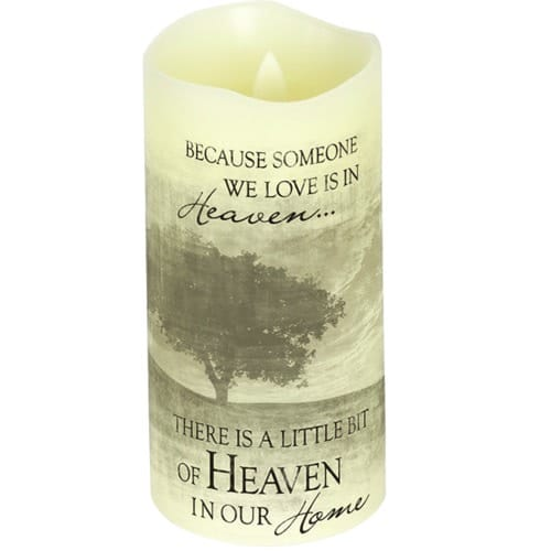 Download Someone We Love is in Heaven Remembrance Candle | The ...