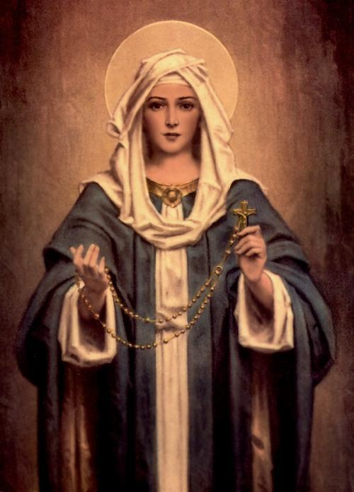 Our Lady of the Rosary: Read her 15 Promises
