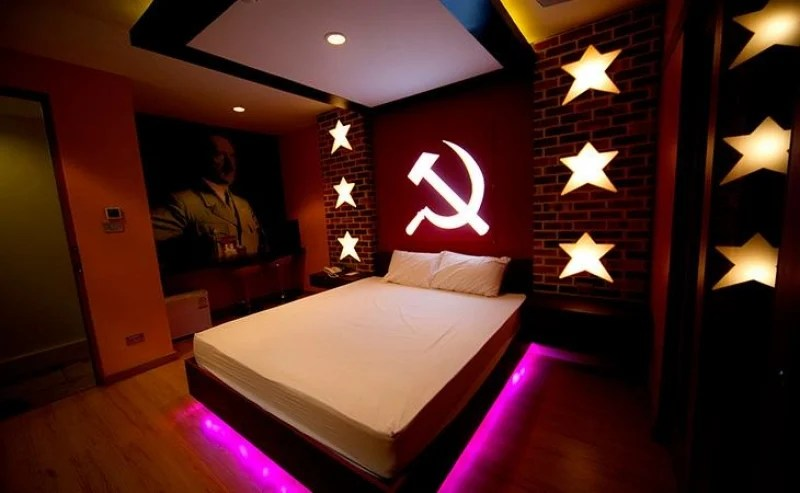 14 Funkiest Love Hotels For Adult Fun In Thailand