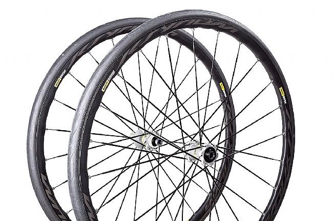 Mavic 2019 Ksyrium Elite Disc UST Wheelset at TriSports