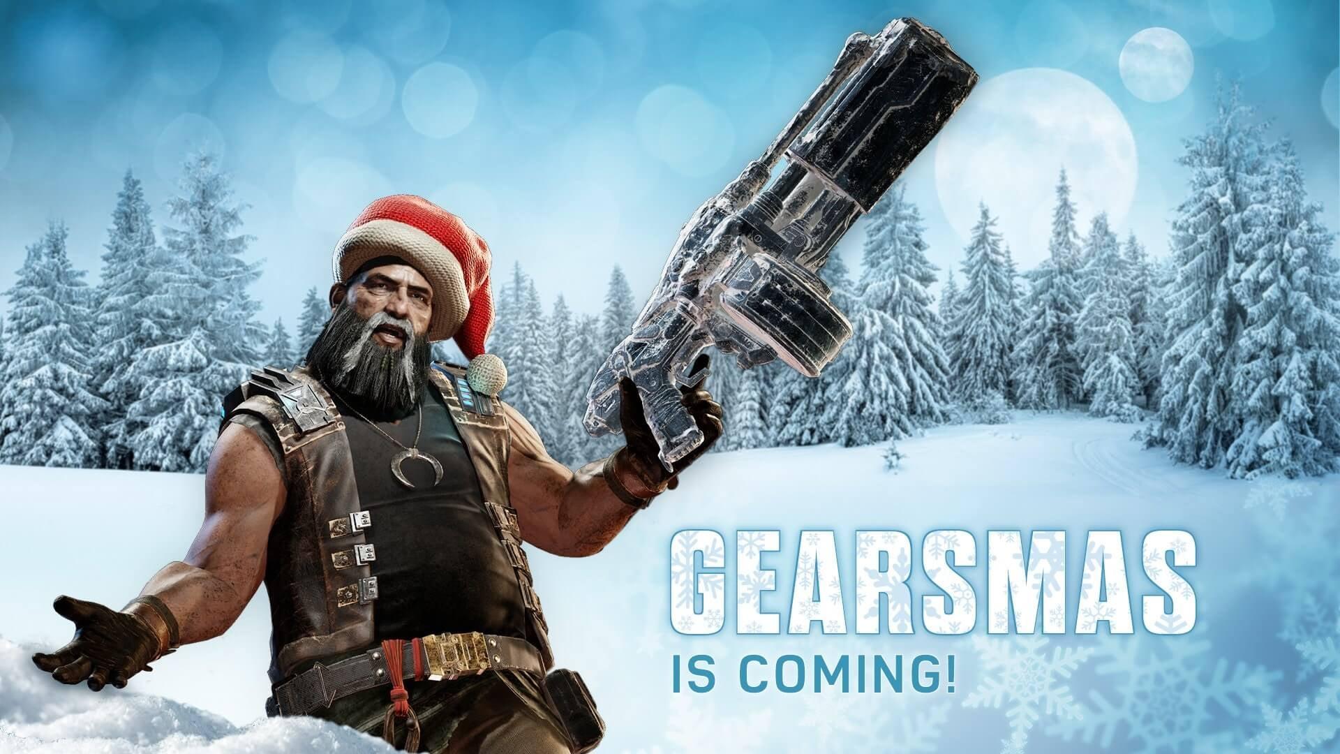 Gearsmas Arrives In Gears Of War 4