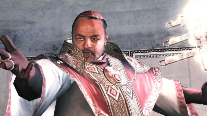 """Image result for Rodrigo Borgia trong """"Assassin's Creed II"""" villains"""