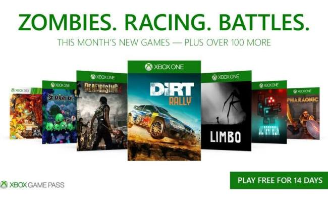 Seven Additions Coming To Xbox Game Pass In August