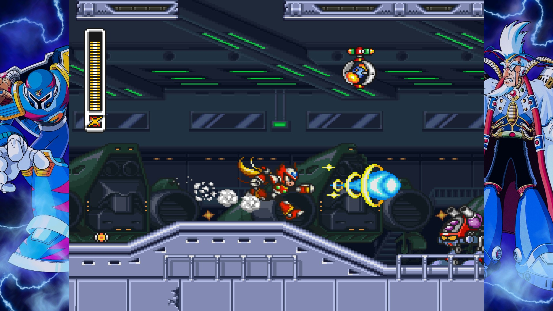 Mega Man X Legacy Collection 1 And 2 Confirmed