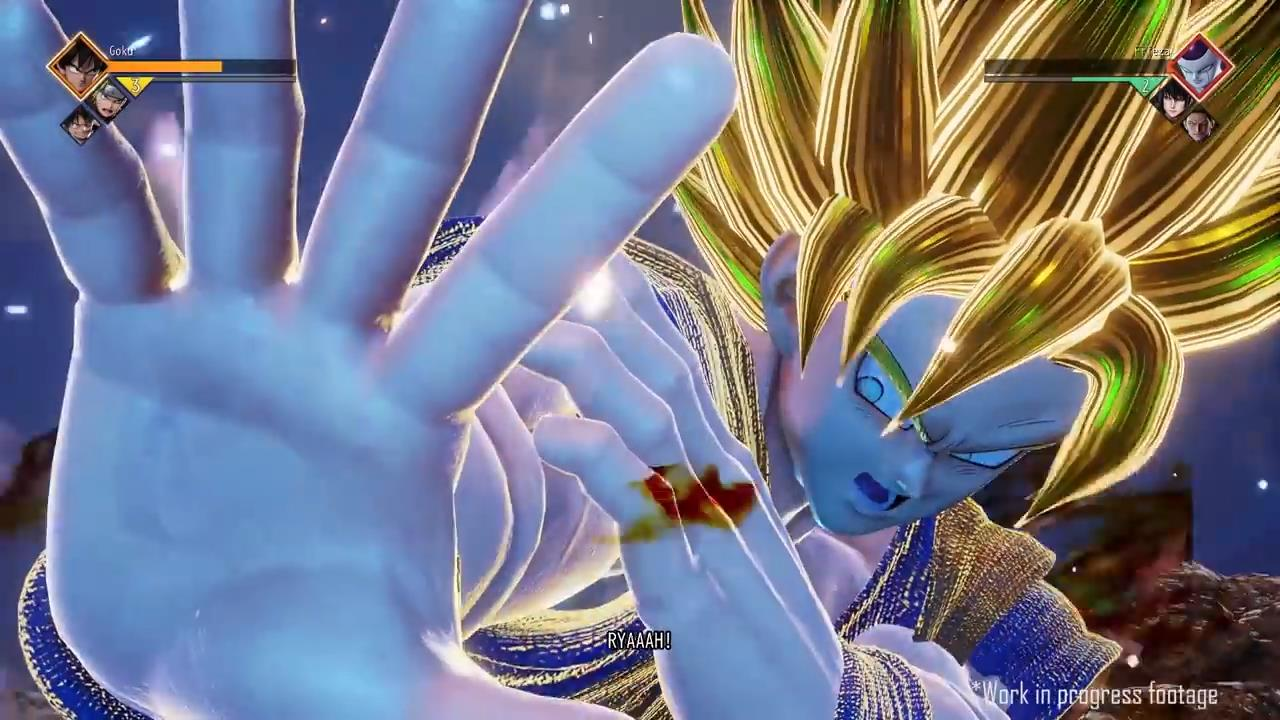 New Jump Force Gameplay And Screenshots