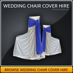 chair cover hire guildford rocking and cradle in one ledj par 64 true sound suitable capacity