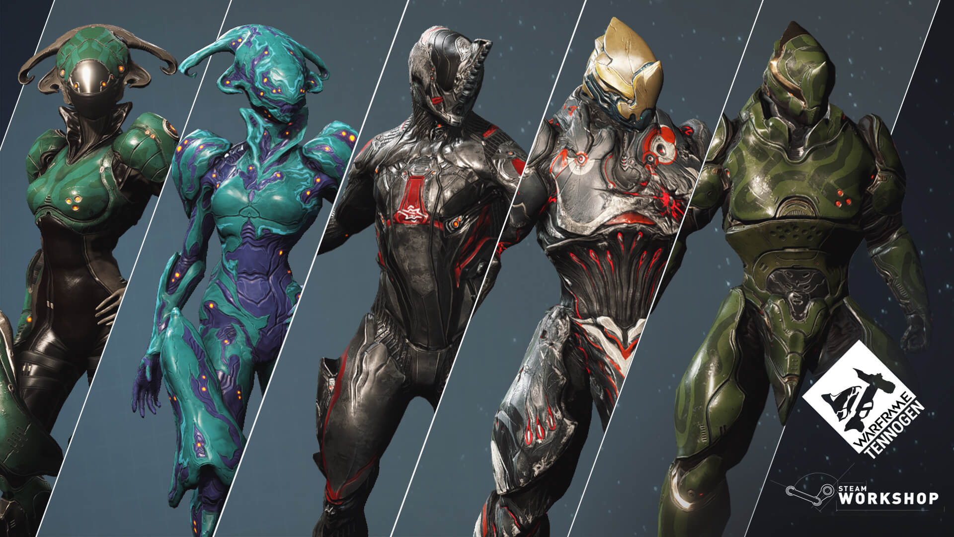 Warframe The Silver Grove Update 1 Is Here With TennoGen