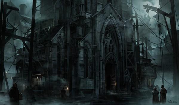 Thief Screenshots And Concept Art