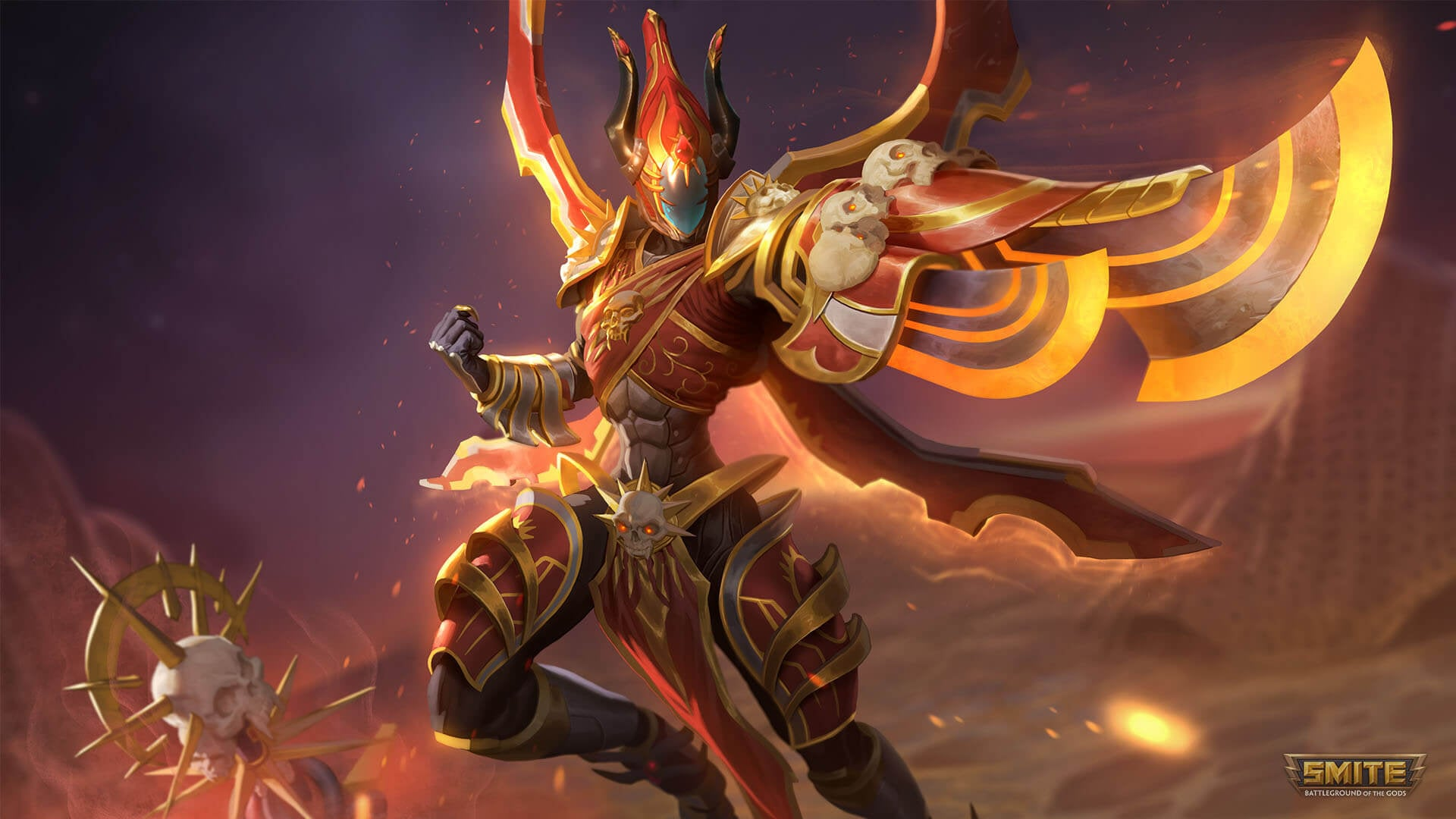 The Odyssey and Hachiman Arrive on SMITE Console in Patch 417