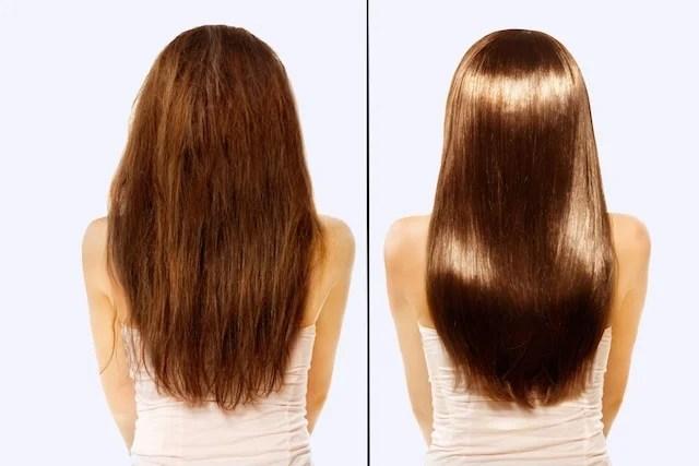 Como alisar o cabelo em casa