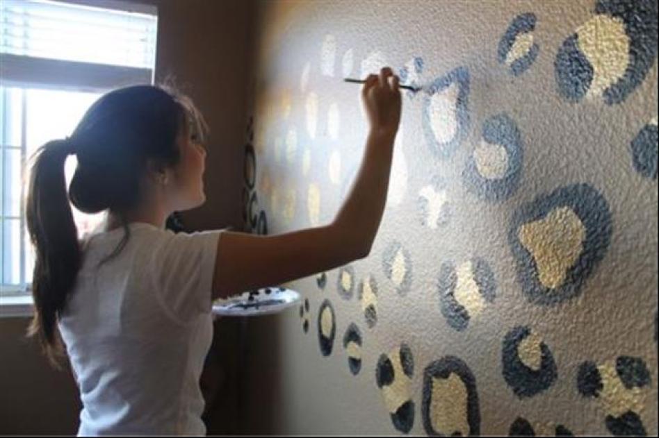 ideas para pintar las paredes