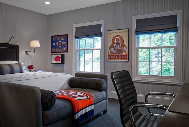 24 Ideias de decorao para quartos masculinos que todo