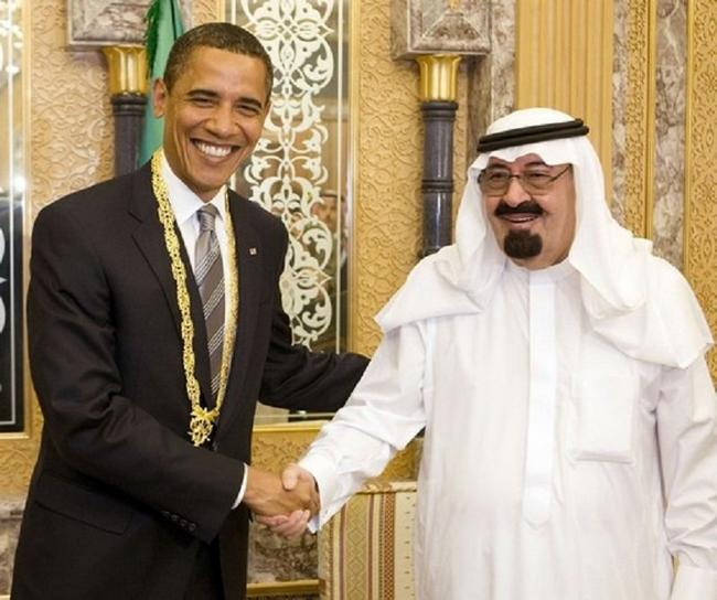 Abdullah-Obama