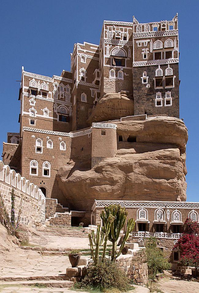 15 construções em lugares incríveis