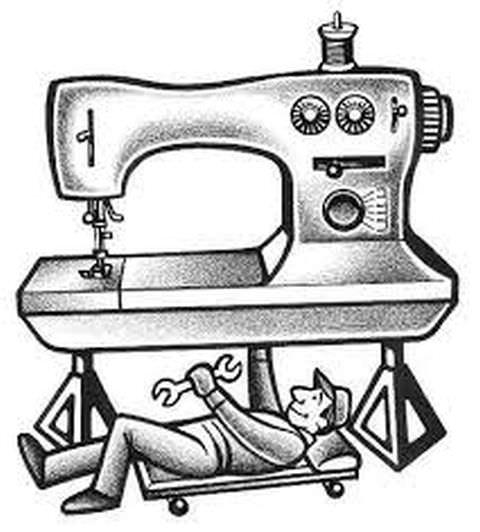 Sewing Machine Repair, Mysteries of Classic Serger