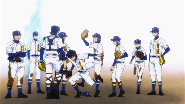 Ace of Diamond Review